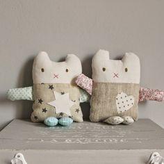Roxy Creations: Sweet sweet bunny softies