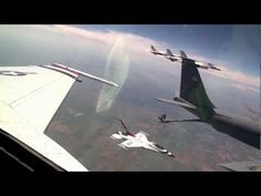 F 35 Lightning Ii Thunderbirds 1000+ images about Aircraft being refueled on Pinterest   Air force ...