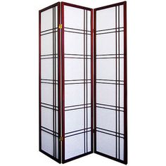 Hot water heater cover   Walmart: 3-Panel Room Divider, Cherry