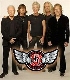 REO Speedwagon -   I love just about every song they sing. And I love to sing to them too!!   <3  Saw them in concert. Awesome!!