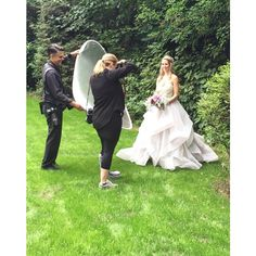 nice vancouver wedding Love this shot of @jonetsustudios in action getting portraits of one of our brides this past wkd. That #hayleypaige gown is to die for and we can't wait to see all of Shayna's beautiful pics. Makeup & hair by lead stylist Leah. #luxurybridal #alldolledupmakeupandhair #photoshoot #bride #mobilemakeup #makeupartists #hairstylists #weddinggown #weddingday#pointgrey  #vancouverwedding #vancouverweddingdress #vancouverweddingmakeup #vancouverwedding