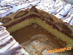 Sladké mámení Czech Recipes, Russian Recipes, Ethnic Recipes, Cupcake Cakes, Cupcakes, Dessert Recipes, Desserts, Homemade Cakes, Graham Crackers