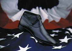 Johnston & Murphy - Shoes of the Presidents Abraham Lincoln Costume, Millard Fillmore, Johnston And Murphy Shoes, American Presidents, Period Costumes, Contemporary Style, Obama, Gentleman, Footwear