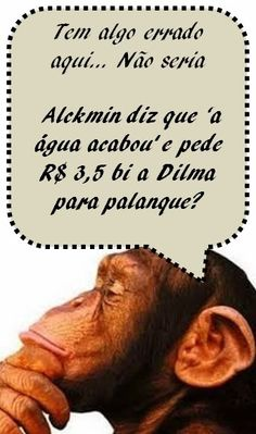 Errata Alckmin diz que 'palanque acabou' e pede R$ 3,5 bi a Dilma para água