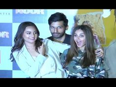 NOOR 2017 Official Trailer Launch | Sonakshi Sinha, Sunhil Sippy. Sonakshi Sinha, Official Trailer, Interview, Product Launch, Photoshoot, Youtube, Photo Shoot, Photography, Youtube Movies