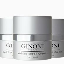 Ginoni Milan Wrinkle Cream Review -  Our skin is composed of 75% water and collagen. Furthermore the skin is the largest organ of the body and of all it is the most exposed. Everyday we are exposed to UVA and UVB rays that damages the skin resulting to loss of water and wrinkle production. At this point you already need an anti aging cream to restore your skin youthful glow. Continue reading to learn more about it.