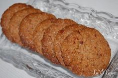 Raw Vegan Recipes, Healthy Recipes, Biscuit Cookies, Vegan Sweets, Banana Bread, Biscuits, Deserts, Good Food, Dessert Recipes
