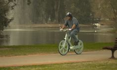 The Future: Cardboard Bicycles