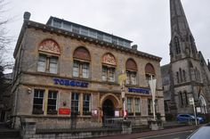 Torquay Museum, the oldest museum in Devon, opened in 1845 by the Torquay Natural History Society