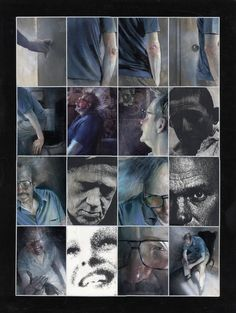 1989 - Signal to noise, Dave McKean