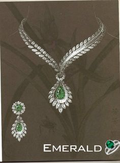 Enhance your personality by wearing beautiful emerald necklace available at Emerald Gemstone