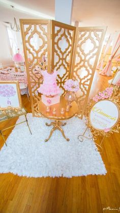Sweet-Pink-And-Blush-Baby-Shower-Table-Decorations