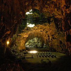 Callao Cave in Cagayan Valley, Philippines