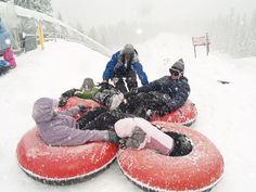 The World's Best Snow Tubing Hills - Keystone, CO  mycoloradotravel.com