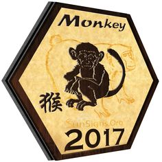 The 2017 Monkey horoscope tells that this year, feel free to express your own creative ideas.