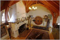 Hobbit nos cinemas e na arquitetura - conheça as casas inspiradas no filme!