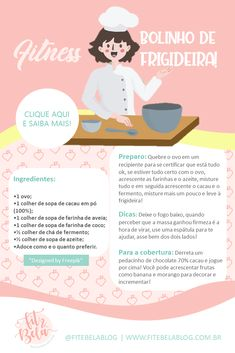 Receita com farinha de aveia -  Mini bolo de frigideira!  #fitebelablog #saudavel #receitasaudavel #receitafit #fitness Mini, Flour Recipes, Easy Keto Recipes, Skillet Cake, Clean Eating Tips, Oat Flour, Cooking Light Recipes, Get Lean