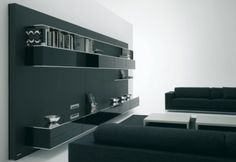 TV Wall Unit Idea