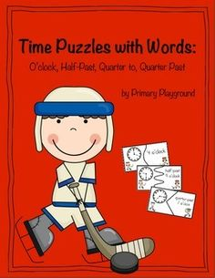 Time & Measurement on Pinterest | Telling Time, Teaching Time and ...