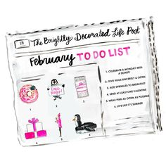 November To Do List is part of November Home Maintenance To Do List Todays Homeowner - Evelyn Henson creates original art and gifts for a brightly decorated life Evelyn Henson, November, Find Instagram, Life List, Fall Scents, Calendar Pages, Scrapbooking, Months In A Year, Happy Planner