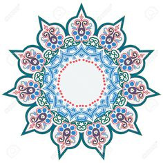 Vector Of Traditional Persian-Arabic-Turkish-Islamic Pattern Royalty Free Cliparts, Vectors, And Stock Illustration. Image 21542992.