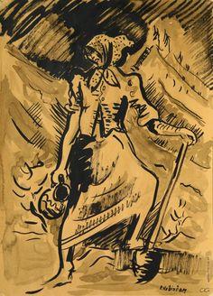 Arnold Peter Weisz-Kubínčan: Žena