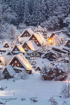 The most magical winter wonderlands around the world