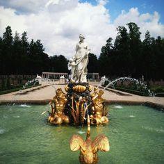 Fountain @ paleis Het Loo.