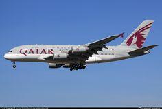 A7-APD Qatar Airways Airbus A380-861