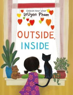 From Caldecott honoree LeUyen Pham, Outside, Inside is a moving picture book celebrating essential workers and the community coming together to face the challenges of the global COVID-19 pandemic. Something strange happened on an unremarkable day just before the season changed. Everybody who was outside . . . . . . went inside. While the world changed outside, we became stronger on the inside and believed that someday soon spring would come again.