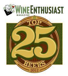 Wine Enthusiast divulga sua lista das melhores cervejas de 2012 |