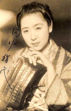 Tanaka Kinuyo (田中絹代) 1909-1977, Japanese Actress