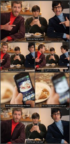 Rhett & Link Get Off the Phone Now http://www.youtube.com/watch?v=nfUD0WhE264