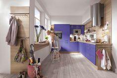 Kleine Küche – große Wirkung - http://www.immobilien-journal.de/wohntrends/kueche/kleine-kueche-grosse-wirkung/