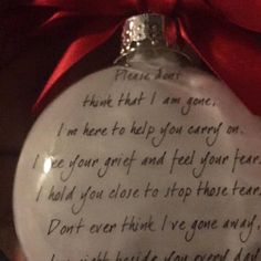 Sympathy Gift Loss of Mother Memorial Ornament In Memory of Mom in Heaven Personalized Bereavement Gift Remembrance Keepsake Ornament Bauble In Memory Christmas Ornaments, Memorial Ornaments, Memorial Gifts, Christmas Angels, Christmas Candle, Memorial Ideas, Glitter Ornaments, Christmas Ideas, Christmas Gifts