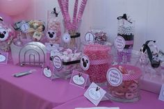 Leah's Minnie mouse party | CatchMyParty.com