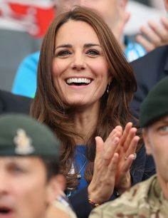 Kate Middleton at the 20th Commonwealth Games - July 29, 2014