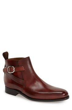 Carlos Santos 'Rivera' Double Strap Boot (Men's) available at #Nordstrom
