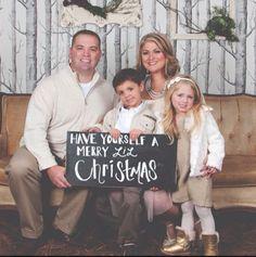 Family Christmas photo idea - Anthropology style #Target prices