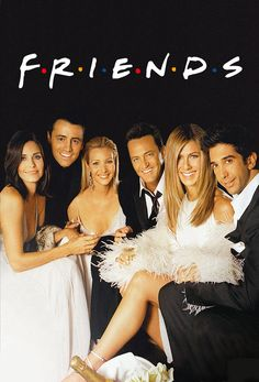 Friends - When Monica's high school friend (Rachel) re-enters her life, she sets off on a series of humorous and entertaining events involving Monica's brother (Ross), her ex-roommate (Phoebe), and her next door neighbors (Chandler & Joey).