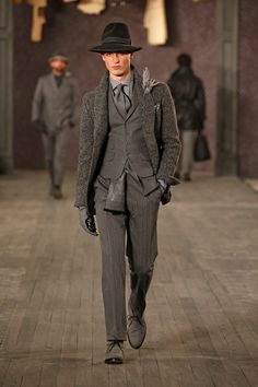 Joseph Abboud Fall 2016 Menswear Collection Photos - Vogue