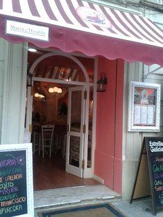 María Mandiles en #Valencia. #Restaurante con encanto en pleno centro