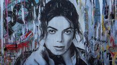 Prematuramente scomparso nel 2009 proprio mentre stava preparando il suo grande ritorno sulle scene, Jacko è rimasto per tanti aspetti una leggenda insuperata e insuperabile Michael Jackson, Grande, Fictional Characters, Pop, News, Painting, Musica, Popular, Pop Music