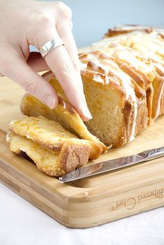 Orange Pull-Apart Bread by whisk-kid #Orange_Bread #whisk_kid
