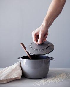 おいしいご飯をSTAUBで炊飯専用ラココット de GOHANを要チェック