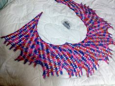 Ravelry: Project Gallery for Feathers of Pharaohs pattern by 10 Hours or Less
