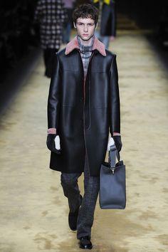 Fendi menswear fall/winter 2016