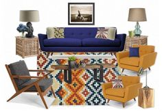 35 Best Southwestern Style Living Room Images