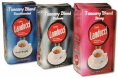 Landucci ... Fine Italian Coffee