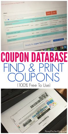 Find grocery coupons you can print from home  Learn how to coupon | coupons to save money | find coupons